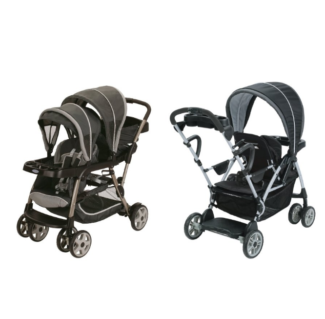 Baby Stroller Comparisons Graco