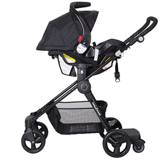 Baby Trend Snap N Go Ride Along Elite Infant Car Seat Carrier