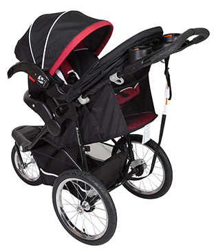 Baby Trend Expedition Sport Jogger Review Stroller With