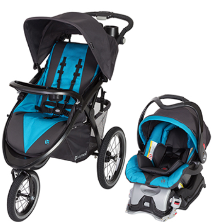 Baby Trend Expedition Premiere Jogger Travel System Review Stroller With Car Seat Combo