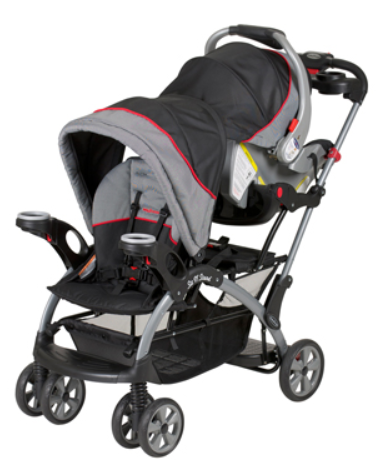 Baby Trend Sit And Stand Ultra Millennium Stroller With