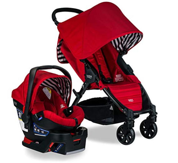 Stroller With Car Seat Combo